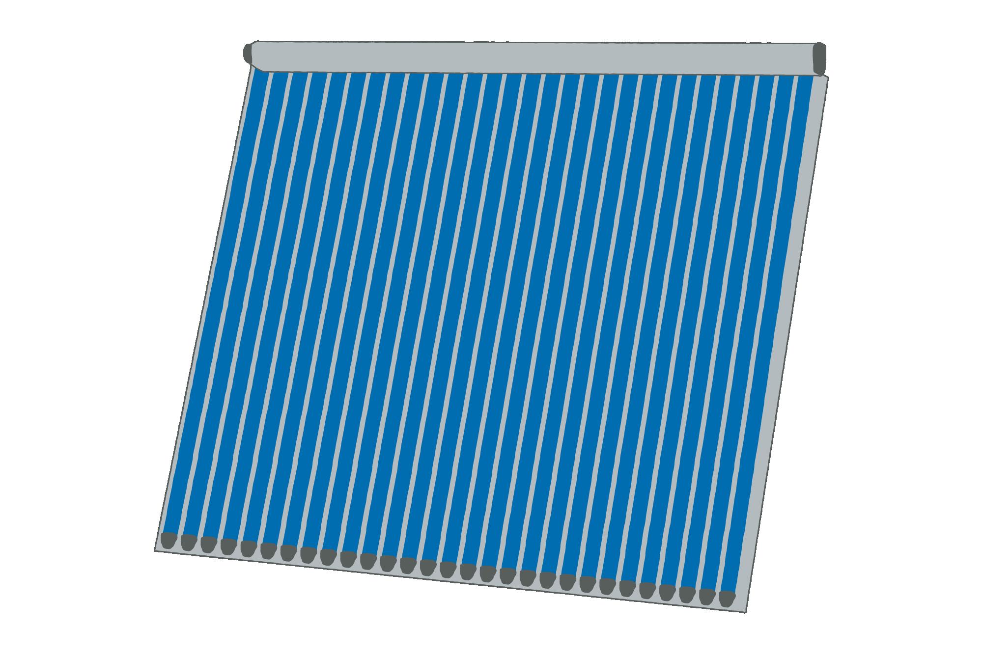 Solarthermie-Kollektor